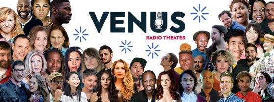 Press Release: Short Play Podcast 'VENUS RADIO THEATER ON THE AIR PRESENTS' DEBUTS TO OVER 1000 FANS